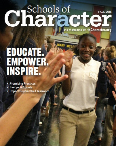 Schools of Character: Educate, Inspire, Empower