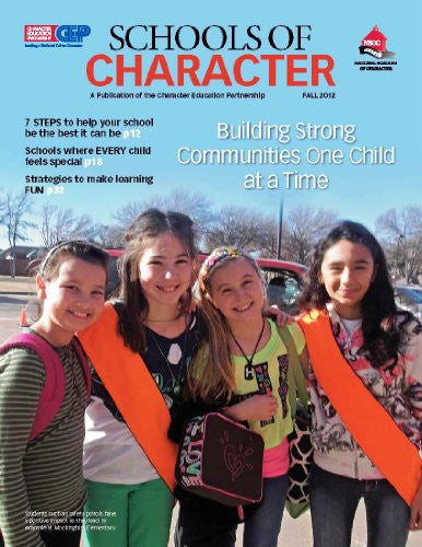 Schools of Character: Building Strong Communities One Child at a Time