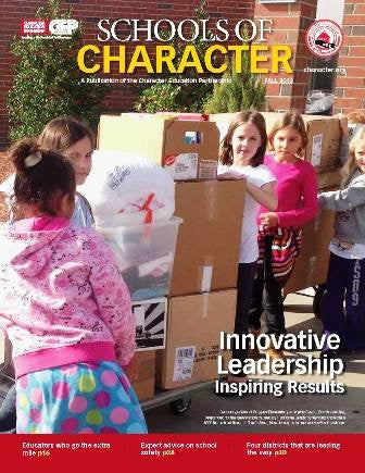 Schools of Character: Innovative Leadership, Inspiring Results-Digital Download
