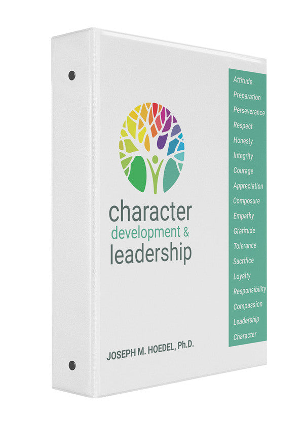 Character Development & Leadership: A Comprehensive Curriculum for Secondary Education