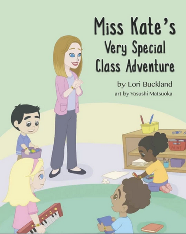 Miss Kate's Very Special Class Adventure