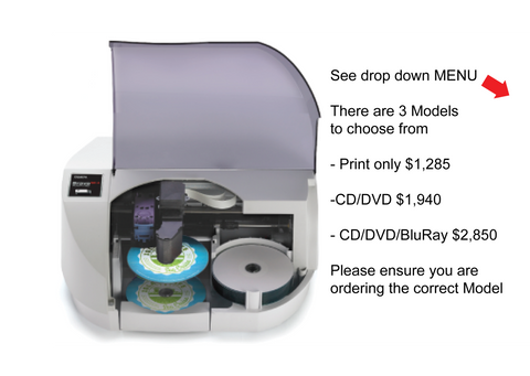 BRAVO SE-3 Disc Publisher & Printer