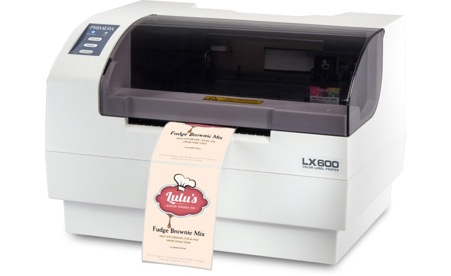 LX600 Color Label Printer