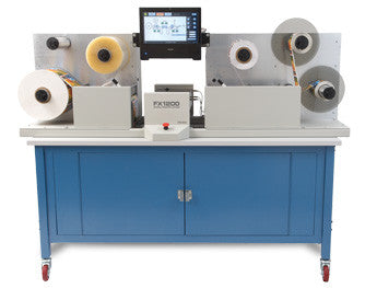 FX1200 Digital Finishing system, primera, canada