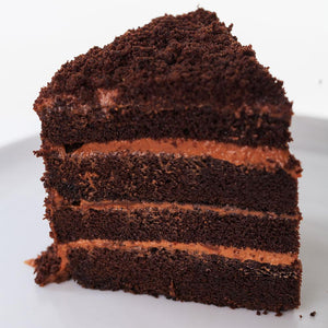 Chocolate Blackout Layer Cake