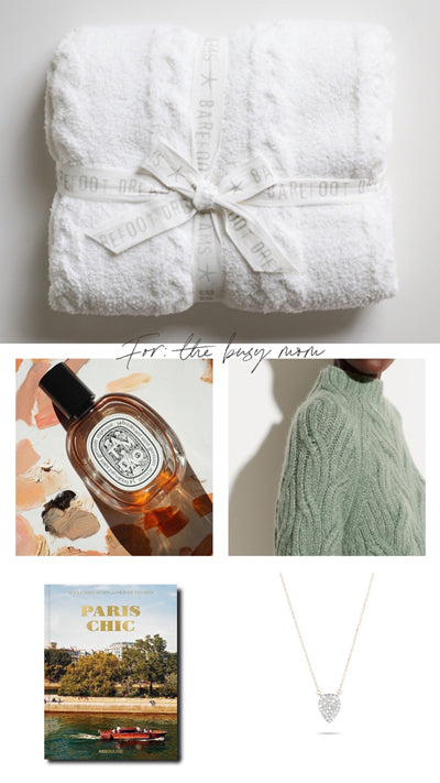 Blond Genius Gift Guide For The Busy Mom