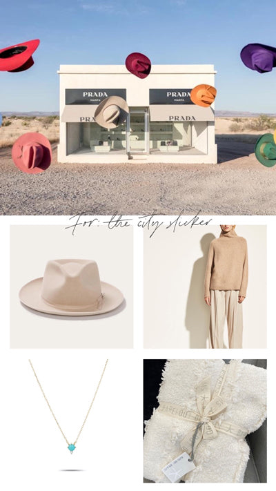 Blond Genius Gift Guide For The City Slicker