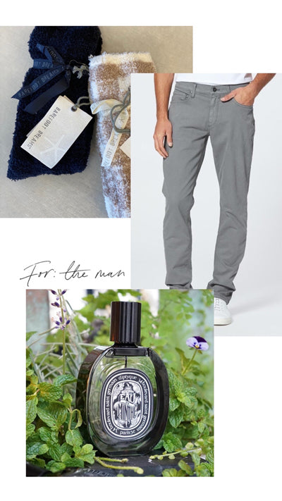 Blond Genius Gift Guide For The Man