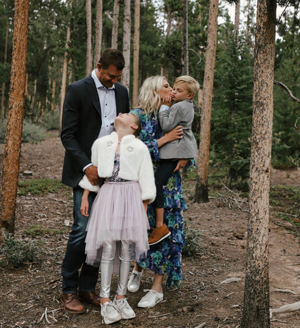 Family Portrait Styling Tips