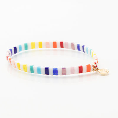 Caryn Lawn - Supernova Bracelet in Bright Rainbow