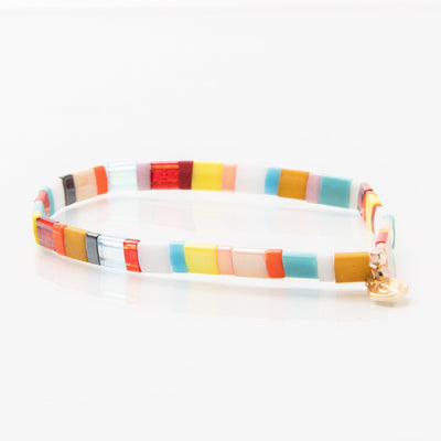 Caryn Lawn - Supernova Bracelet in Multicolor