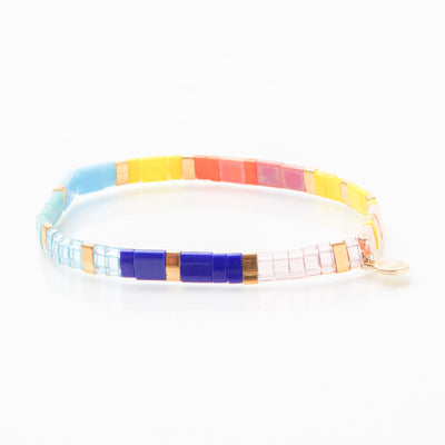 Caryn Lawn - Supernova Bracelet in Colorblock