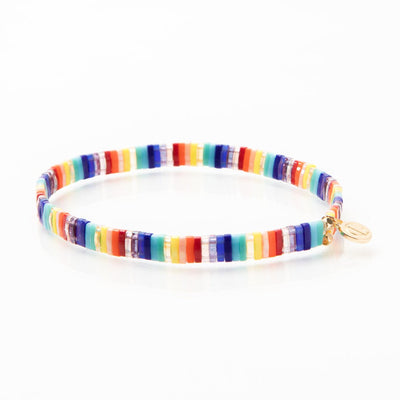 Caryn Lawn - Supernova Bracelet in Brilliant Rainbow
