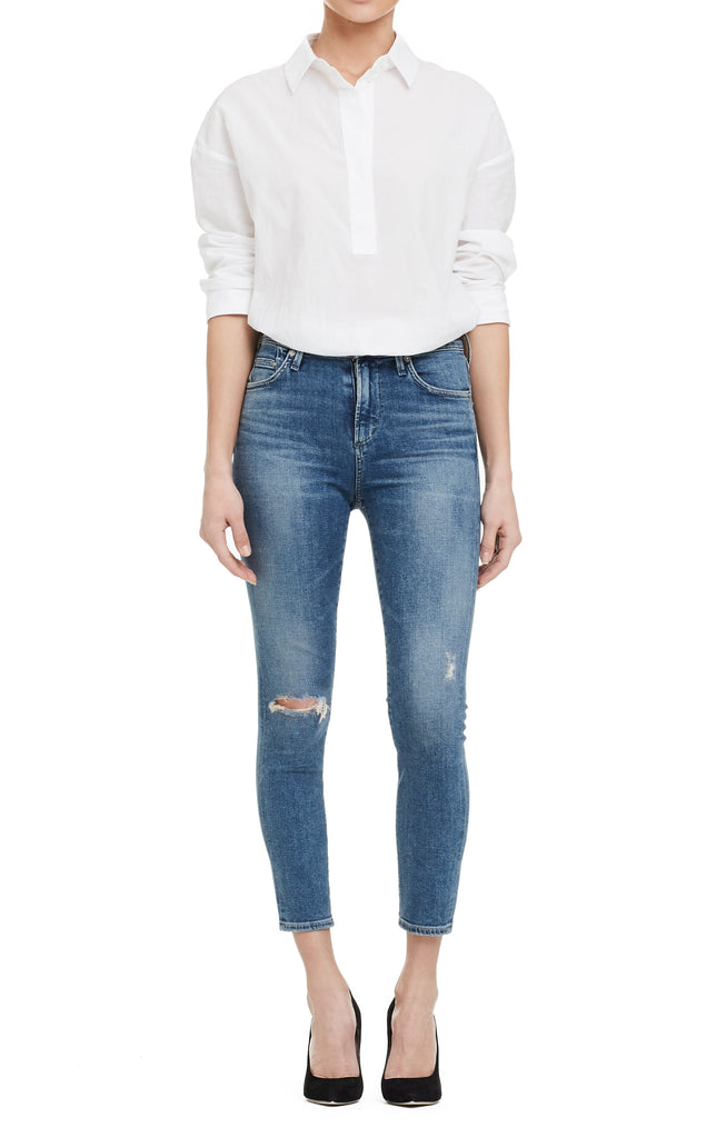 Citizens of Humanity - Rocket Crop High Rise Skinny