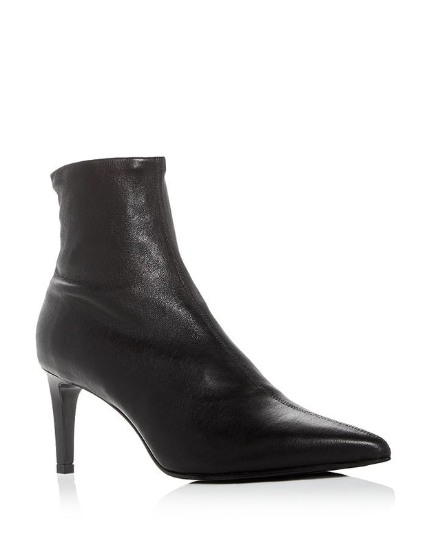 Rag & Bone - Beha Moto Stretch Boot in Black Leather