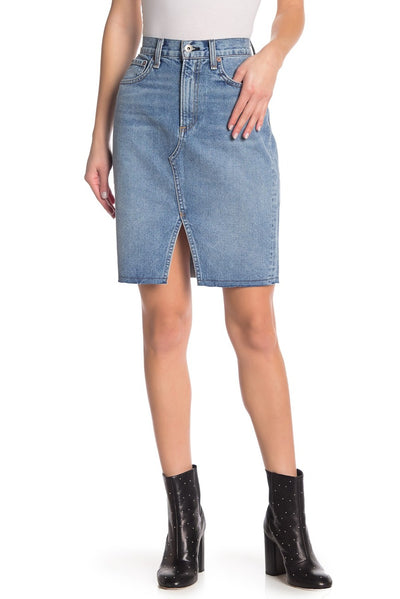 Rag & Bone - Suji Denim Skirt in Lexi