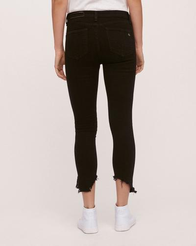 Rag & Bone - 10 Inch Capri in Black Hampton