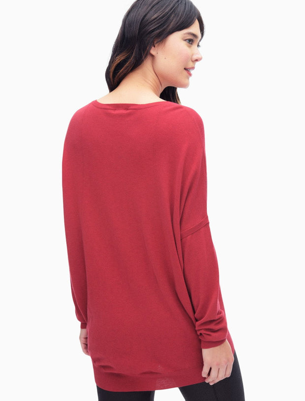 Splendid Splendid- Pullover Garnet at Blond Genius - 2