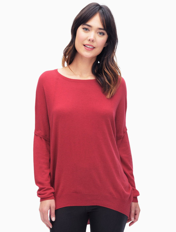 Splendid Splendid- Pullover Garnet at Blond Genius - 1
