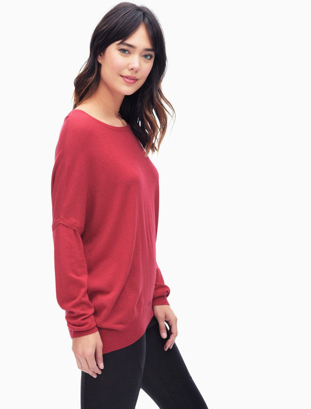 Splendid Splendid- Pullover Garnet at Blond Genius - 3