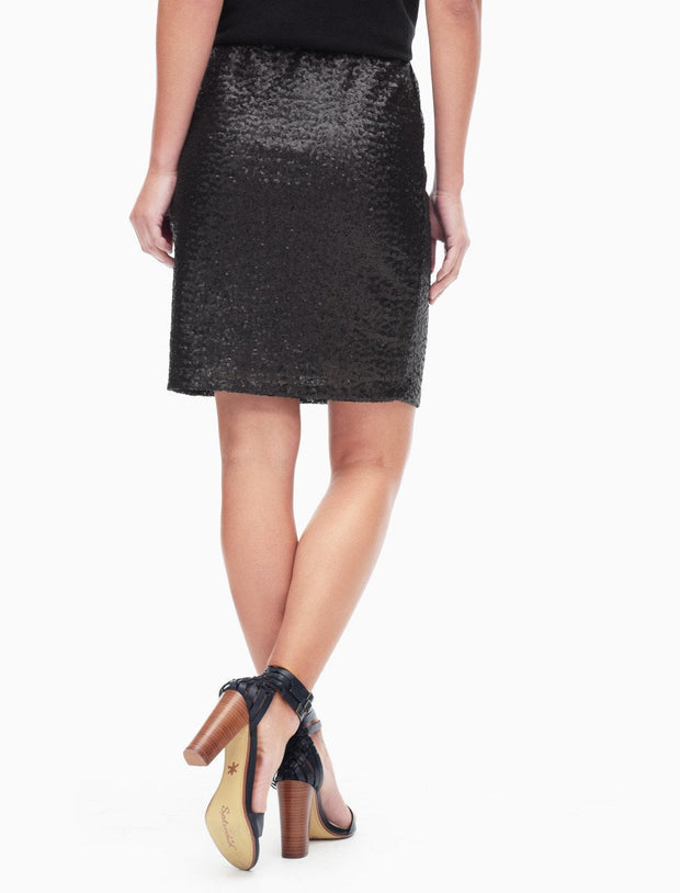 Splendid Splendid - Sequin Pencil Skirt at Blond Genius - 3