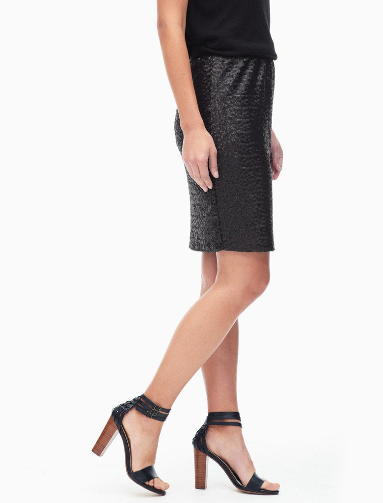 Splendid Splendid - Sequin Pencil Skirt at Blond Genius - 2