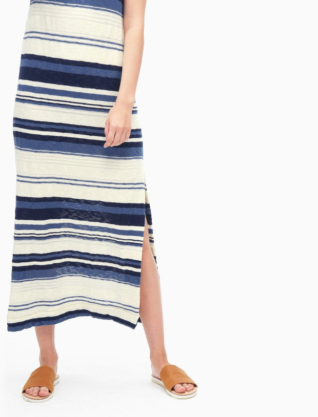 Splendid - Maxi T-shirt Dress Navy