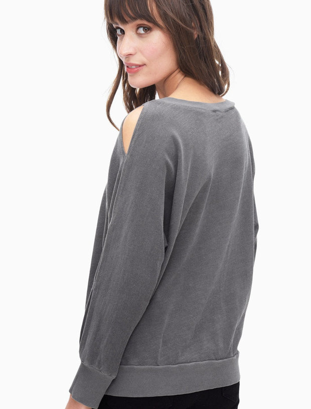 Splendid - Double Cut Out Pullover Lead