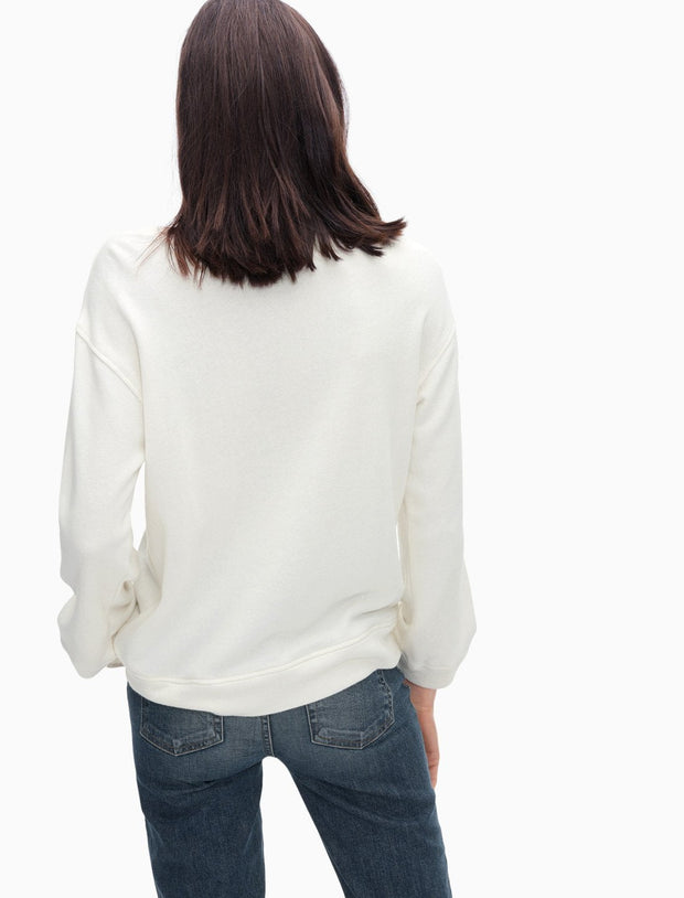 Splendid - Madison Avenue Grommet Sweatshirt