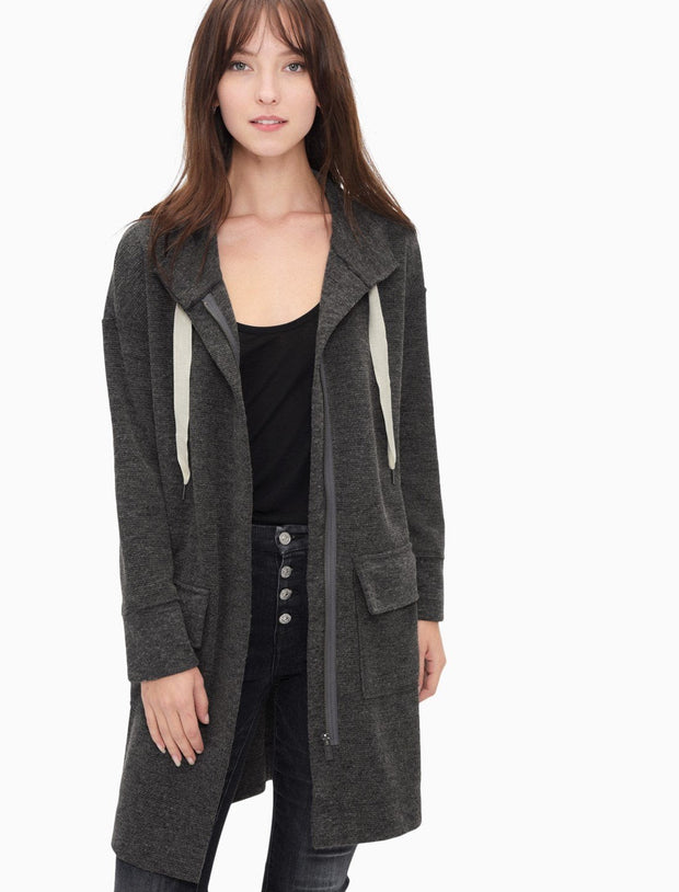 Splendid - Bowery Sweater Knit Coat