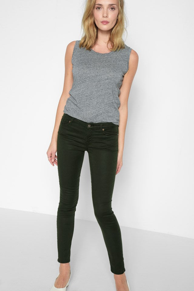 7 For All Mankind - The Ankle Skinny