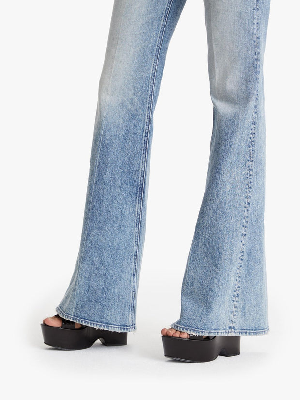 Mother Denim- The Doozy in 15 Minutes of Fame High-waisted Jeans