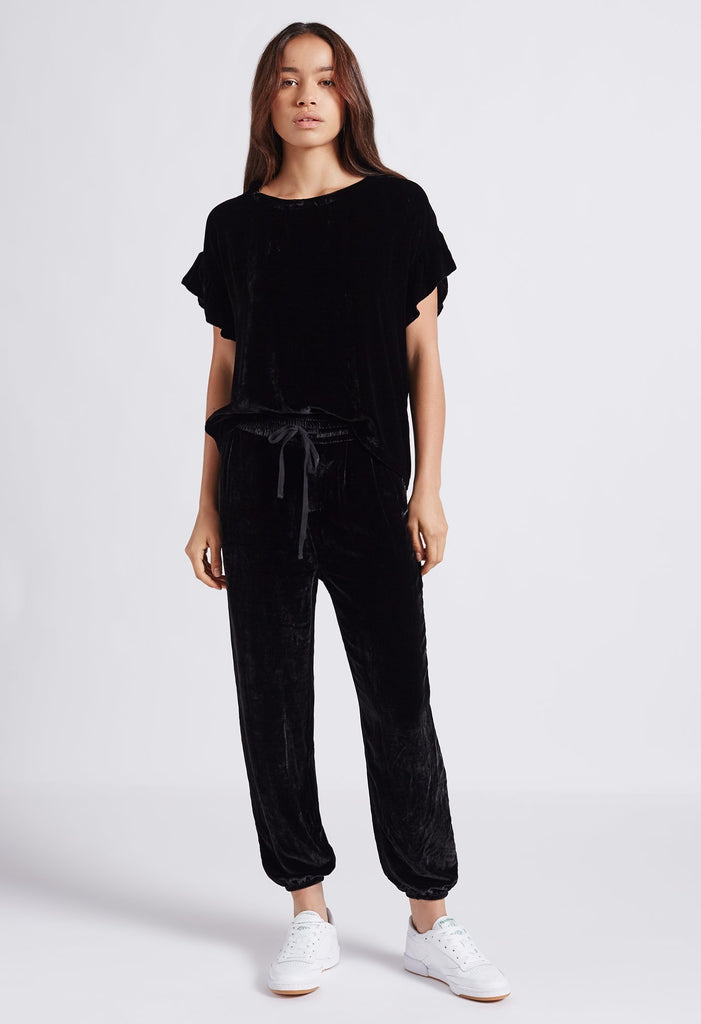 Current Elliott - The Velvet Janie Top