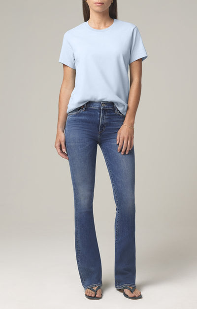 Citizens of Humanity - Emannuelle Slim Boot Jeans in Story