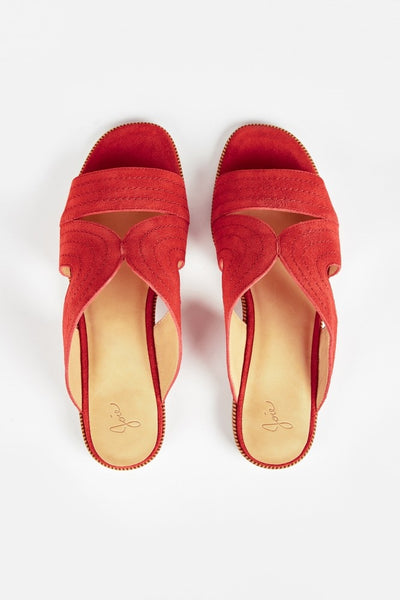 JOIE - Paetyn Sandal in Red