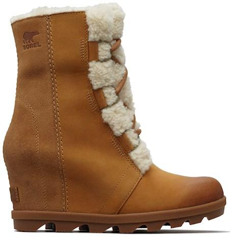 SOREL - Joan of Artic Wedge II Camel Brown