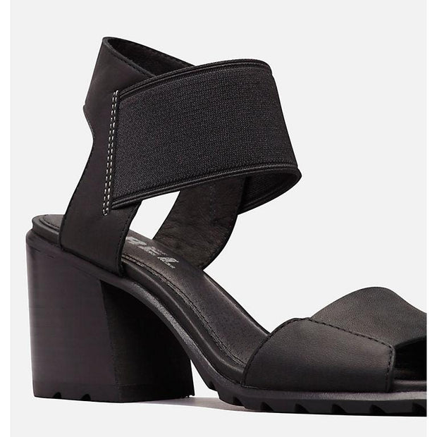 SOREL - Nadia Sandal in Black