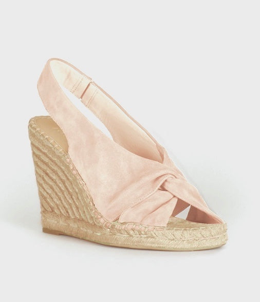 JOIE - Kaili Wedge Sandal in Blush