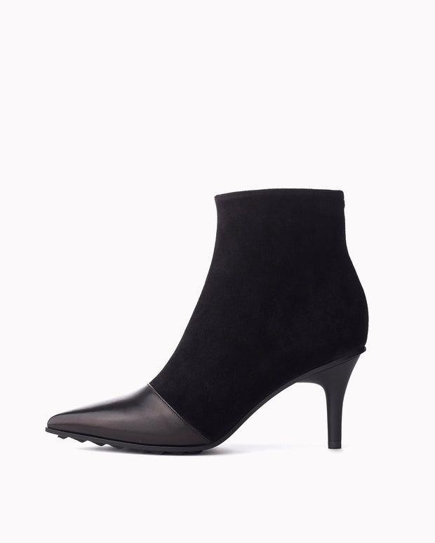 Rag & Bone - Beha Moto Ankle Boot in Black