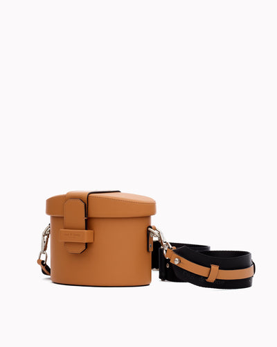 Rag & Bone - Barrow Binocular Bag in Tan