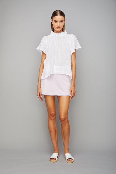 SUNDAYS - Arkell Top in White