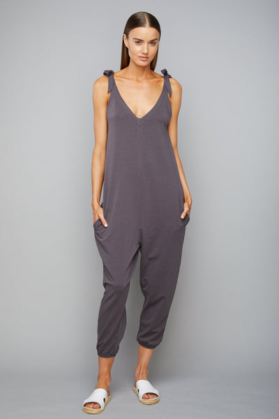 SUNDAYS - Norwich Jumpsuit in Slate