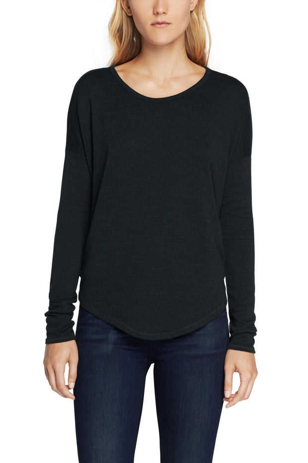 Rag & Bone Rag & Bone - HUDSON LONG SLEEVE at Blond Genius - 1