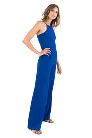 Black Halo - Joaquin Jumpsuit in Cobalt