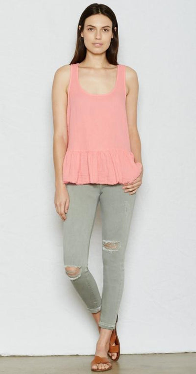 Current/Elliott The Ballet Tank at Blond Genius