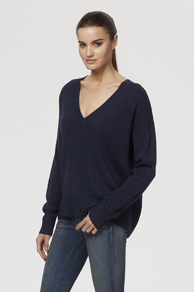 360 Sweater 360 Sweater - Sydney Navy at Blond Genius - 1