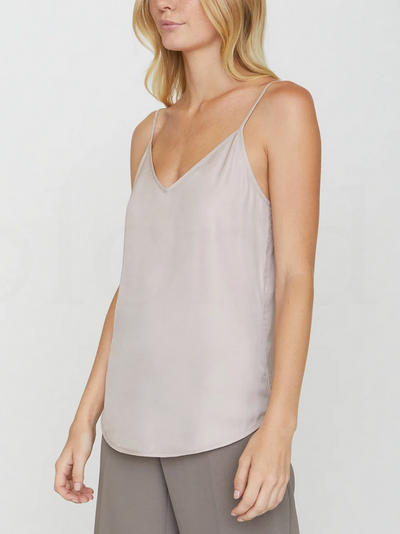 Brochu Walker - Abbey Cami in Pale Pamona Pink