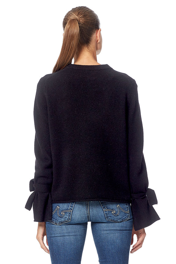 360 Sweater - Erika Black