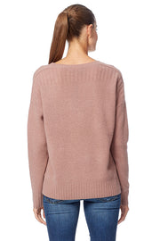 360 Sweater - Violet Tea Rose
