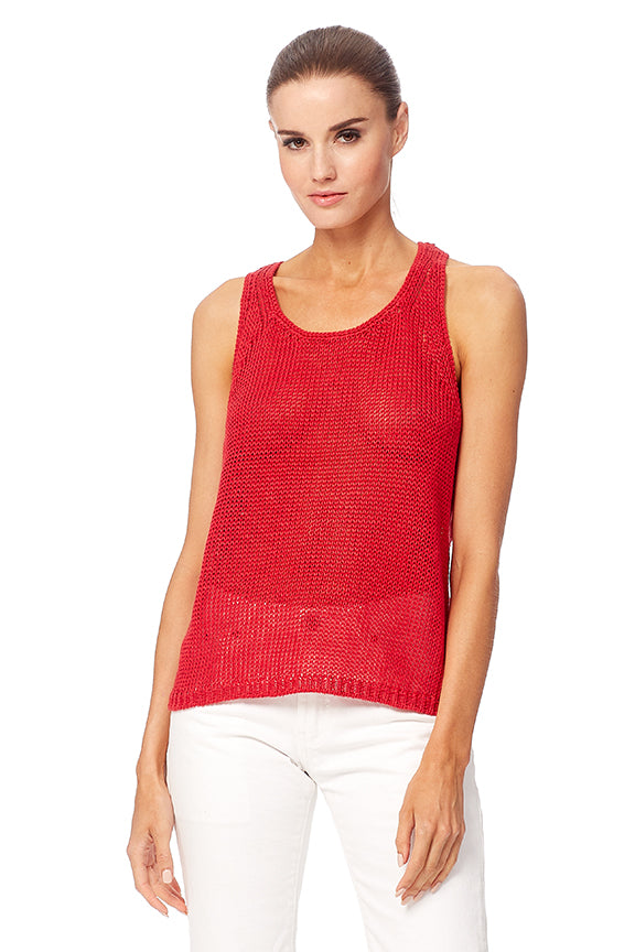 360 Cashmere - Petal in Red